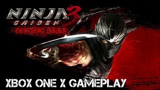 Ninja Gaiden 3: Razors Edge - Xbox One X Backwards Compatible Gameplay [1080p/60FPS]