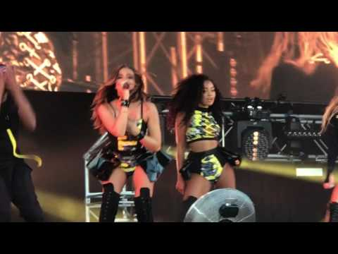 Little Mix- No More Sad Songs Ft. Machine Gun Kelly (Summer Shout Out Tour, Southampton)