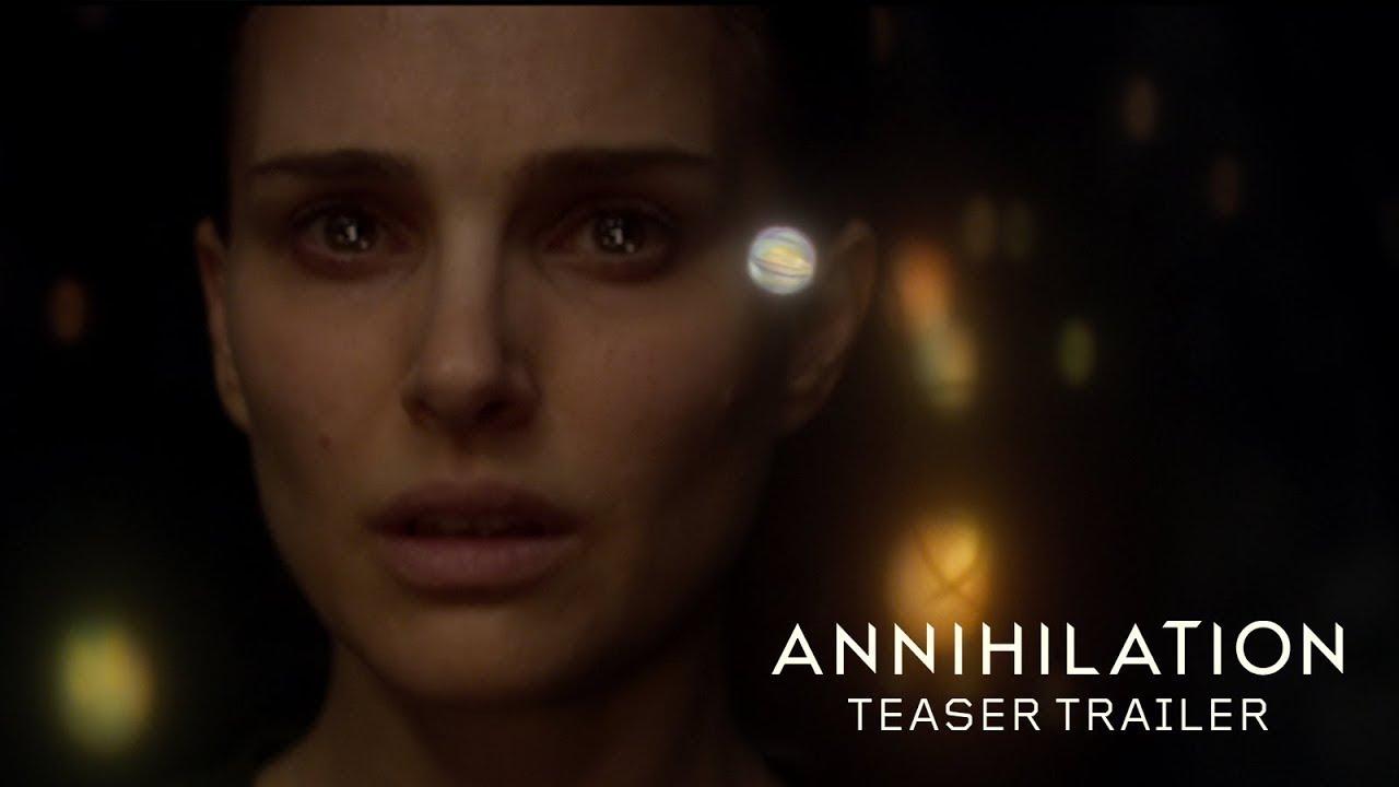 Download ANNIHILATION (2018) - Official Trailer - Paramount Pictures - Adventure