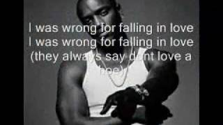 Akon ft Ray Lavender - Against The Grain (Lyrics){PLUS DOWNLOAD LINK}