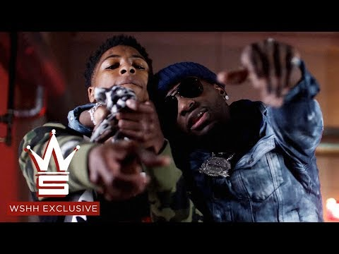 "Ralo Feat. YoungBoy Never Broke Again ""Rain Storm"" (WSHH"