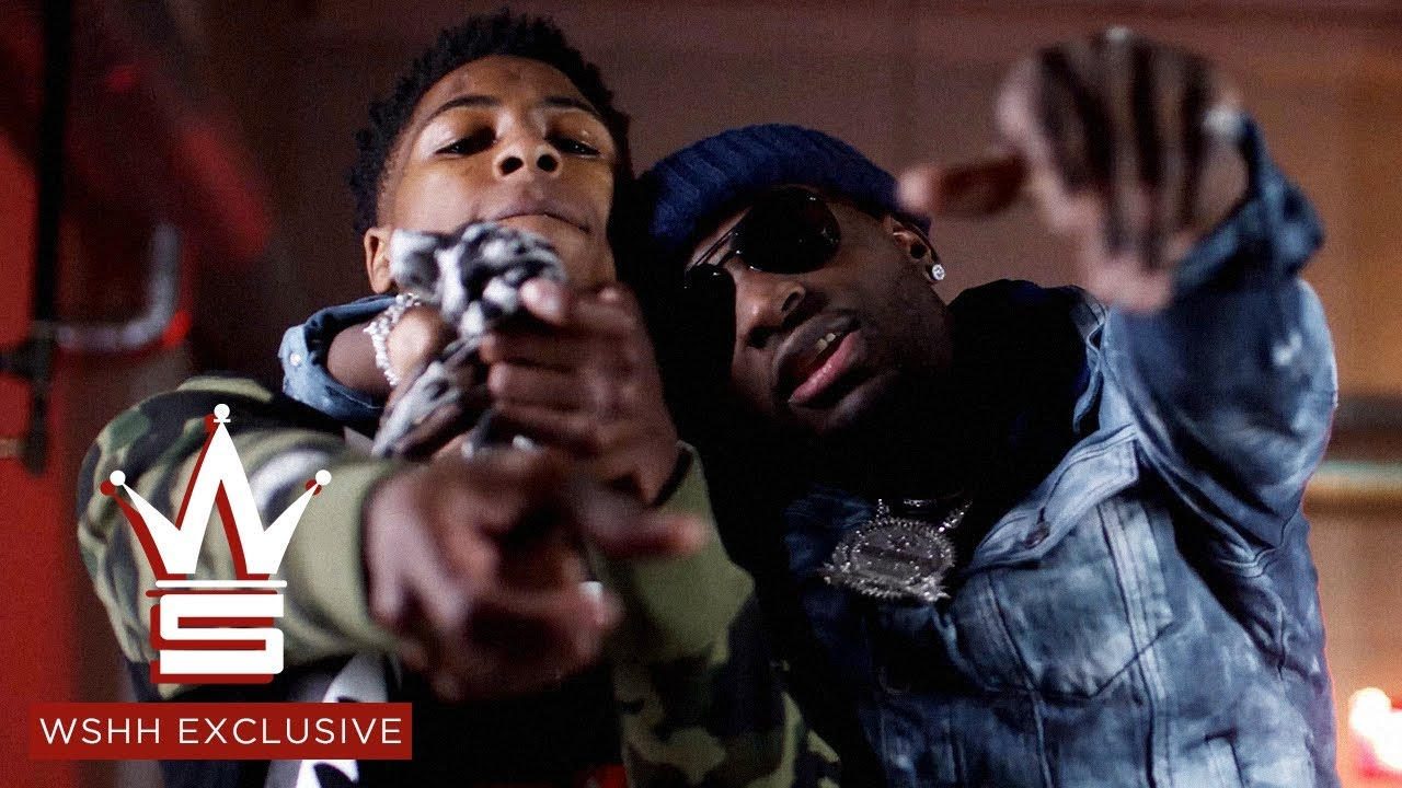 Ralo Feat. YoungBoy Never Broke Again (Official Music Video)