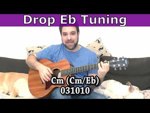 ever heard of drop eb tuning? it's enchanting --