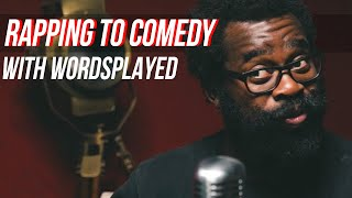 Wordsplayed from rapping to comedy, meeting Andy Mineo and what's next