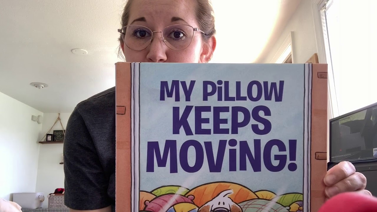 Project READ Book Club: My Pillow Keeps Moving!