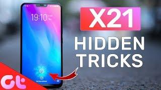 So here are some cool and hidden tips and tricks every Vivo X21 use...