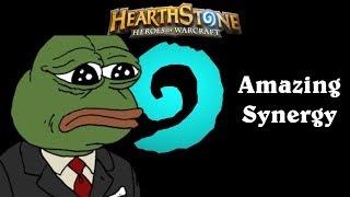 Amazing Synergy   Hearthstone
