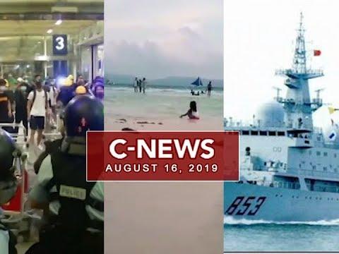 UNTV: C-News (August 16  2019)
