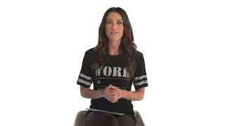 Autumn Calabrese's Simple Tips for Staying Motivated