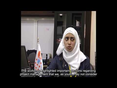 Rafif | UNFPA Youth Innovation Homs