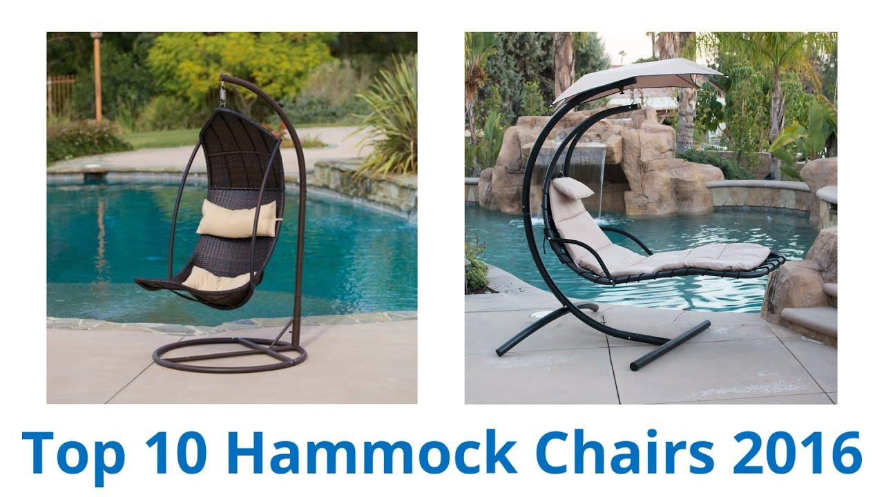 10 Best Hammock Chairs 2016