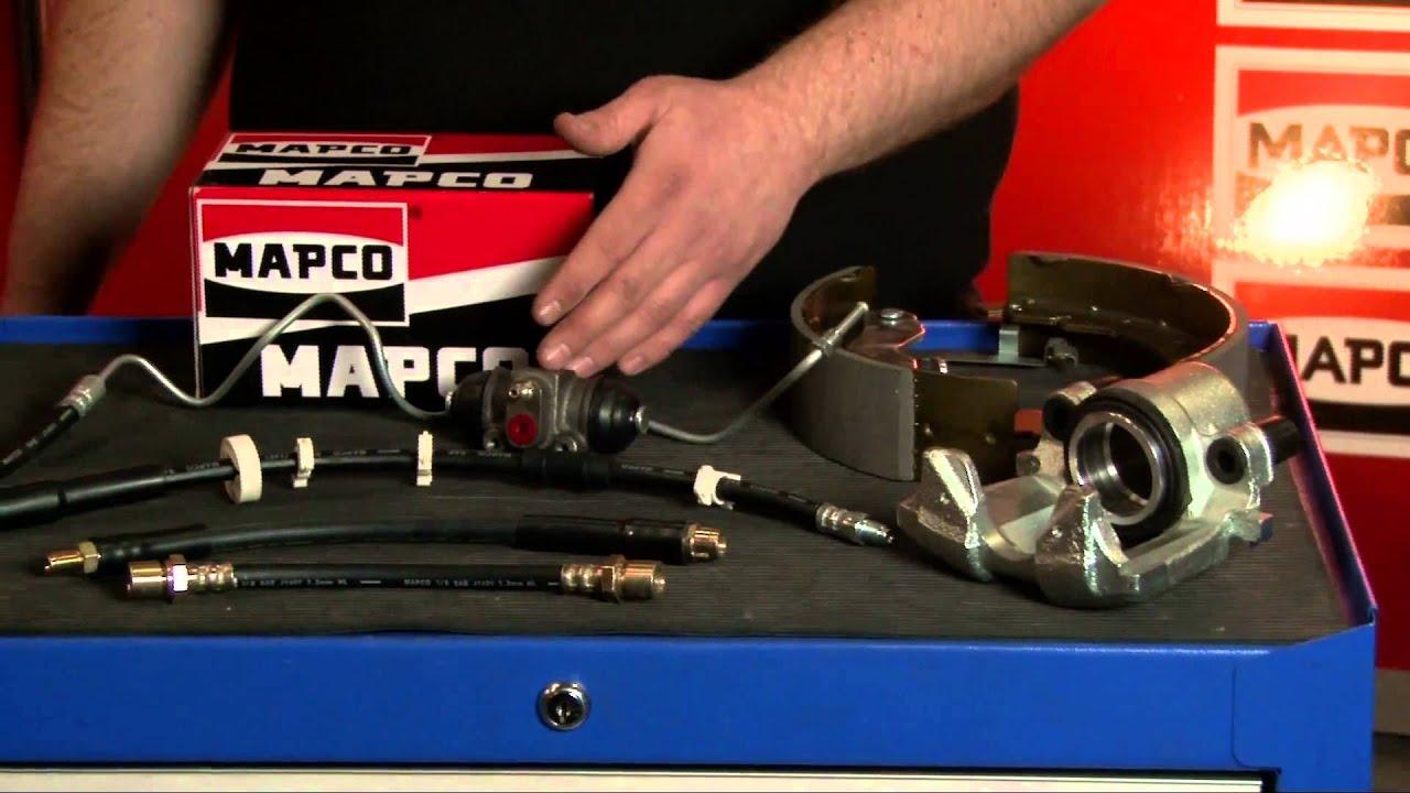 Bremsschlauch MAPCO 3750