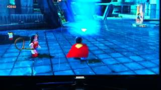 Lego batman 2 hidden gold brick Gotham zoo