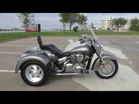 407615 2007 Honda VTX1300R Motor Trike Conversion - Used motorcycles for  sale