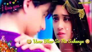 Umar Bhar So Na Sakenge sad ringtone||Sad love Status 2018|Sad ringtone 2018||Female status 2018