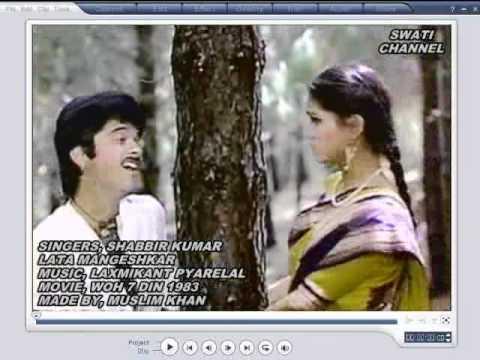 KANGANA Oye Hoye KANGANA ( Shabbir Kumar & Lata Mangeshkar )