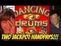 DON'T MISS! TWO JACKPOTS!-WHO HAD THE LARGEST?