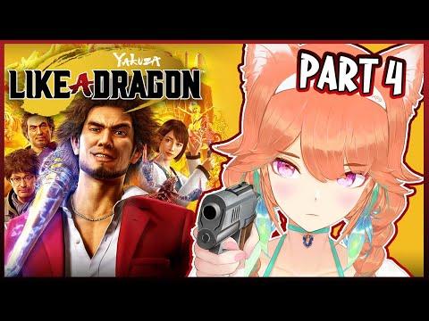 【Yakuza: Like a Dragon】CAT WITH A GUN #kfp #キアライブ (SPOILERS ALERT)