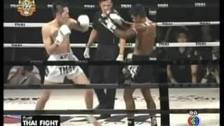 Thai Fight Japan 2011 Buakaw Por Pramuk Vs Tomoaki Makino 2/2