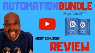 AUTOMATION BUNDLE REVIEW | HONEST REVIEW OF AUTOMATION BUNDLE