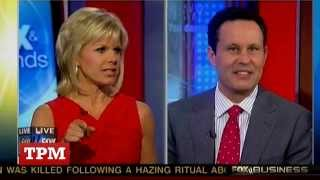 Gretchen Carlson Walks Off Fox And Friends