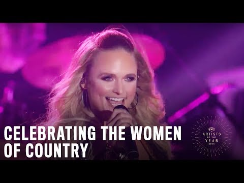 2018 CMT Artists Of The Year | Celebrating The Women Of Country
