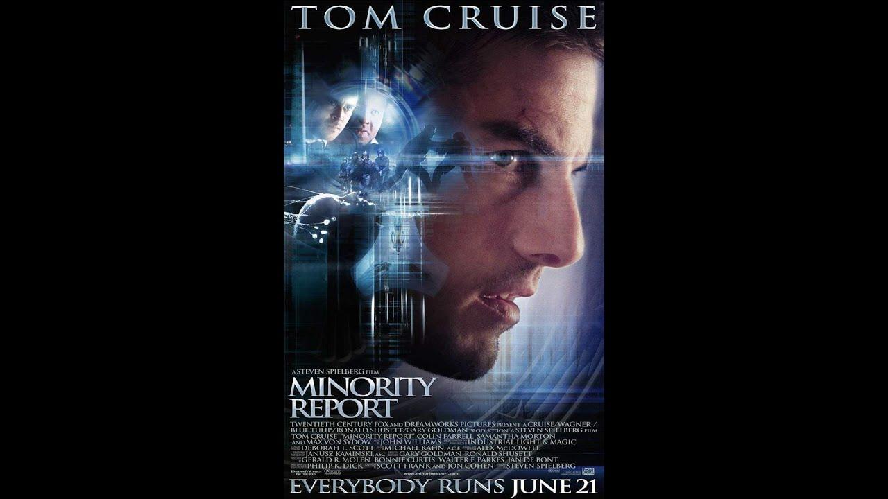 Minority Report 2002 Movie Review Youtube