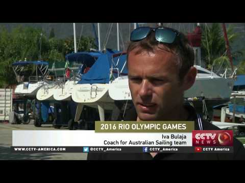 Water Contamination Fears For 2016 Rio Olympics