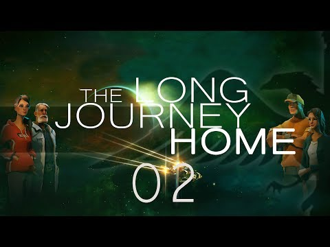 The Long Journey Home #02 TEMPLE OF PAIN - The Long Journey Home Let's Try