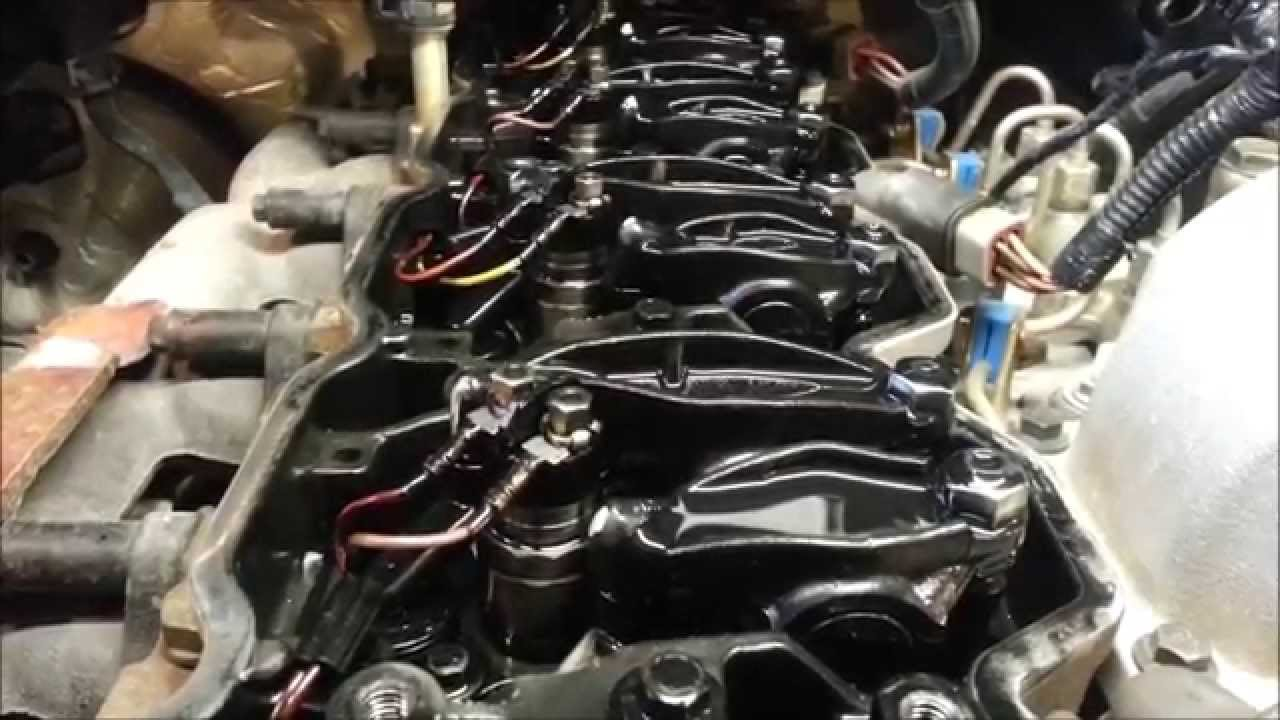 Bad Fuel Injectors On A 5 9l Common Rail Youtube