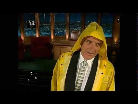 Craig Ferguson - The Roof Leak Episode (& Raffle)