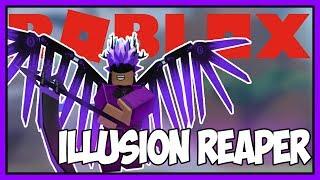Illusion Reaper! | Decimo Unleashed X | ROBLOX | iBeMaine