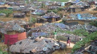Refugees fleeing Myanmar urgently need help says UN