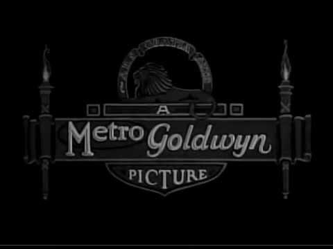 A Metro-Goldwyn Picture logo