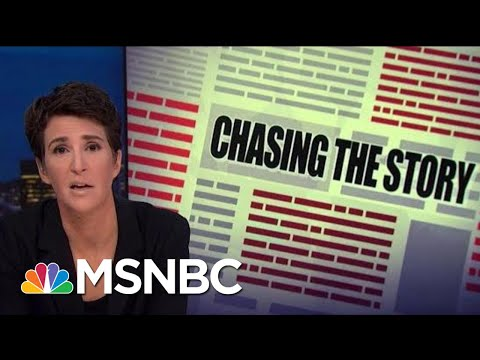 NBCUniversal Offers NDA Releases Over Harassment Claim Concerns   Rachel Maddow   MSNBC