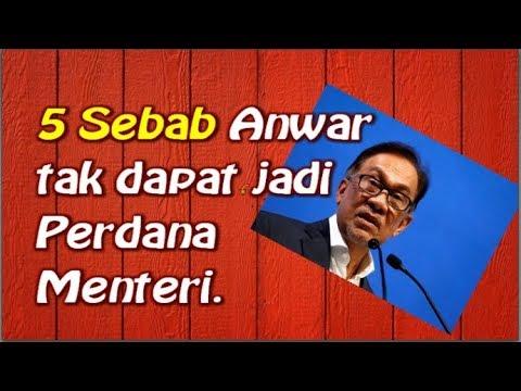 5 Sebab pelik kenapa Anwar Ibrahim tak jadi PM