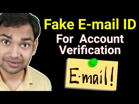 Fake Email ID Kaise Banaye | Temporary Email Address For Verification | Disposable Email | Temp Mail