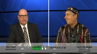 "chillTV Interview:  ""Louis De Jaeger"", Sep 23, 2020"