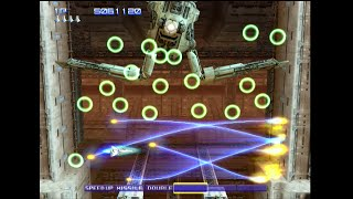 Gradius V (PS2) - 2 Loops Clear using Type 4