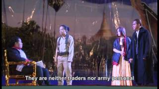 Biography of Adoniram Judson Opera (shwin lan swar soung yu) part 1