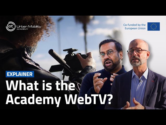What is the Academy WebTV?