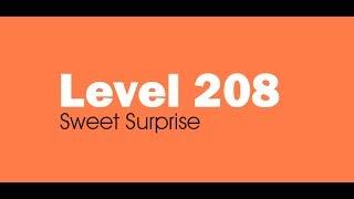 Candy Crush Saga level 208 Help,Tips,Tricks and Cheats
