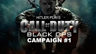 Hitler Plays Black Ops 1 Campaign #1 (500 Subs Special Parody!)