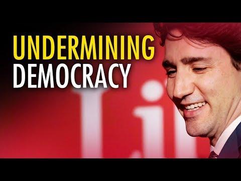 Ezra Levant: Trudeau's election rules ignore actual threats