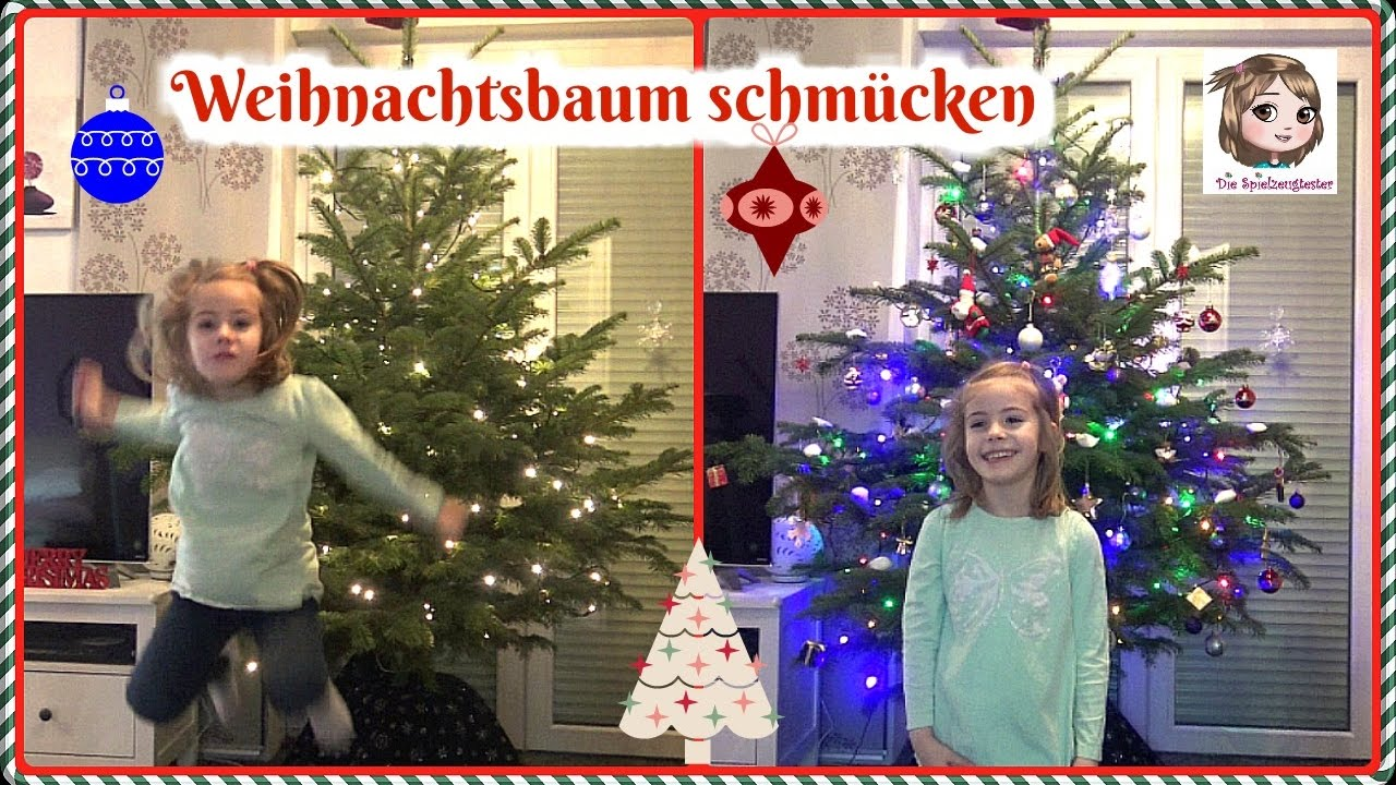 weihnachtsbaum schm cken oh tannenbaum hanne die tanne wird bunt youtube. Black Bedroom Furniture Sets. Home Design Ideas