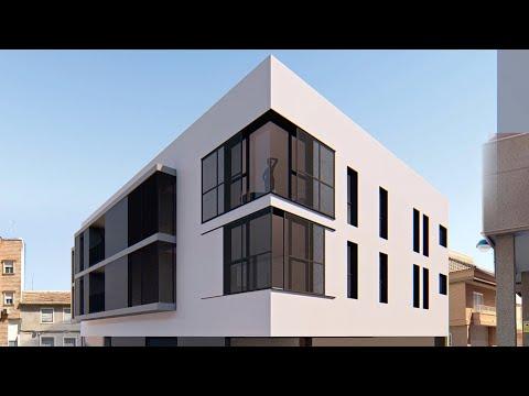 Así serán las nuevas viviendas municipales de Murcia: modernas, accesibles y eficientes