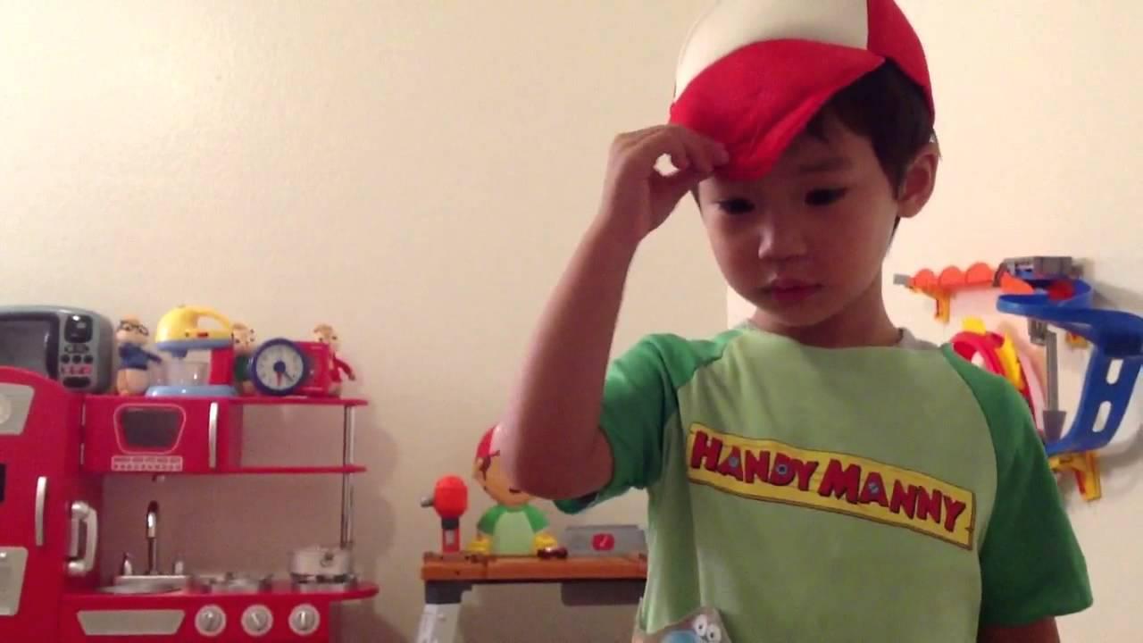Handy Manny's ready for Halloween - YouTube