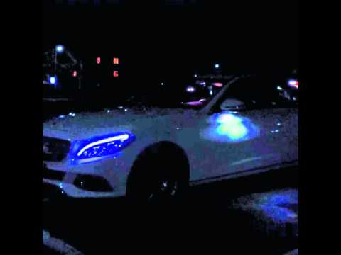 New 2015 mercedes benz c180 avantgarde w205 led for Led light for mercedes benz