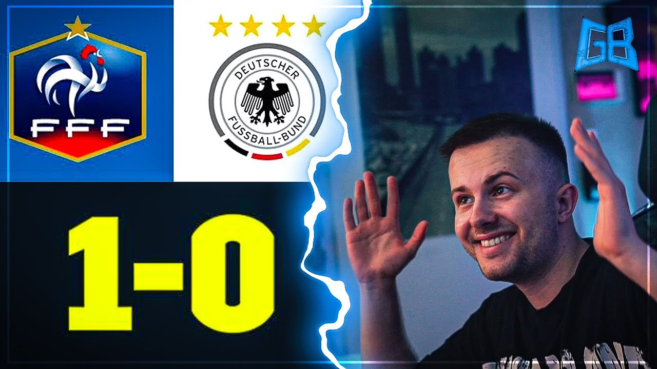 GamerBrother REALTALK über FRANKREICH - DEUTSCHLAND EM 2020 🤔 | GamerBrother Stream Highlights