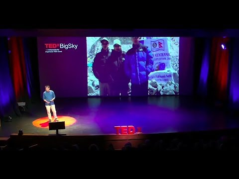 Surmounting Life Challenges: The Story of a Nepalese Immigrant | Pem Dorjee Sherpa | TEDxBigSky